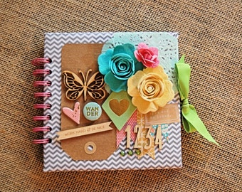Mini Scrapbook Imaginarium Brag Book 6x6