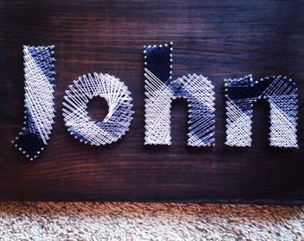 4 Letters***String art Names *FREE SHIPPING*