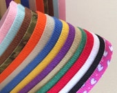 """15 Pack of 8"""" One Wrap Velcro Whelping Collars for Small Breed Puppies or Kittens"""