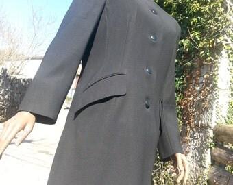 MaxMara spring time black coat