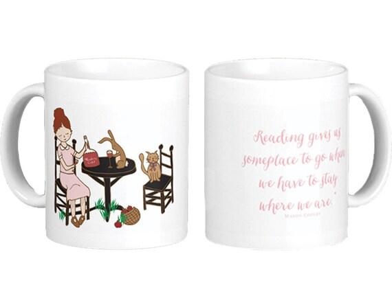 Anne Of Green Gables Inspirational Mug Unique Coffee Mugs
