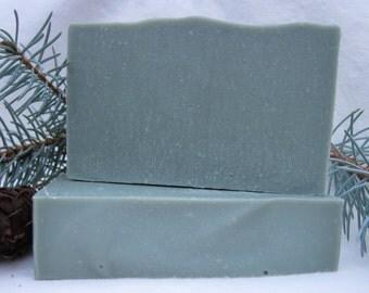 Blue Spruce Soap