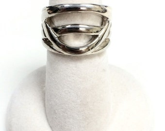 Sterling Silver 925 Women's Ring Size 7