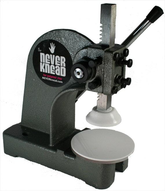 polymer clay conditioning machine