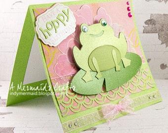 Handmade Children's Birthday Card