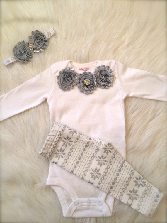 Items Similar To Newborn Girl Take Home Outfit Baby Girl