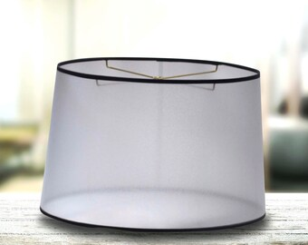 Modern Lampshade - Sliver Scatterlight - Great for bedroom and living room