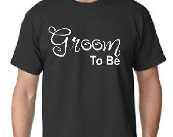 Custom Groom Shirt for the Groom and Husband to BE