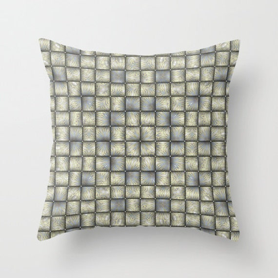 Square Throw Pillow Size : Items similar to Decorative Throw Pillow - 4 different sizes to Choose From, Square or ...
