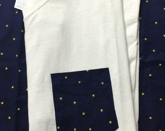 Alaska Flag Pocket T-Shirt