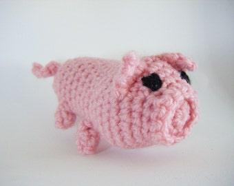 Pig toy for cats