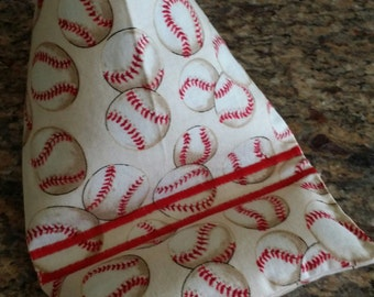 Gadget Bags-Sports Collection (Red n' White Baseball)