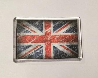 Union Jack fridge magnet