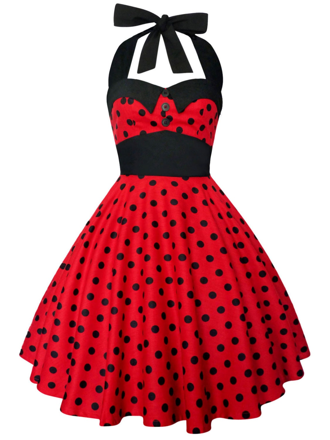 447de1a9b537d Lady Mayra Ashley Polka Dot Dress Vintage Rockabilly Pin Up 1950s Retro  Style Gothic Lolita Steampunk Swing Prom Party Plus Size Clothing