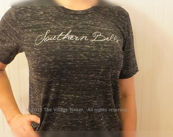 Southern Belle tee- super soft and comfy