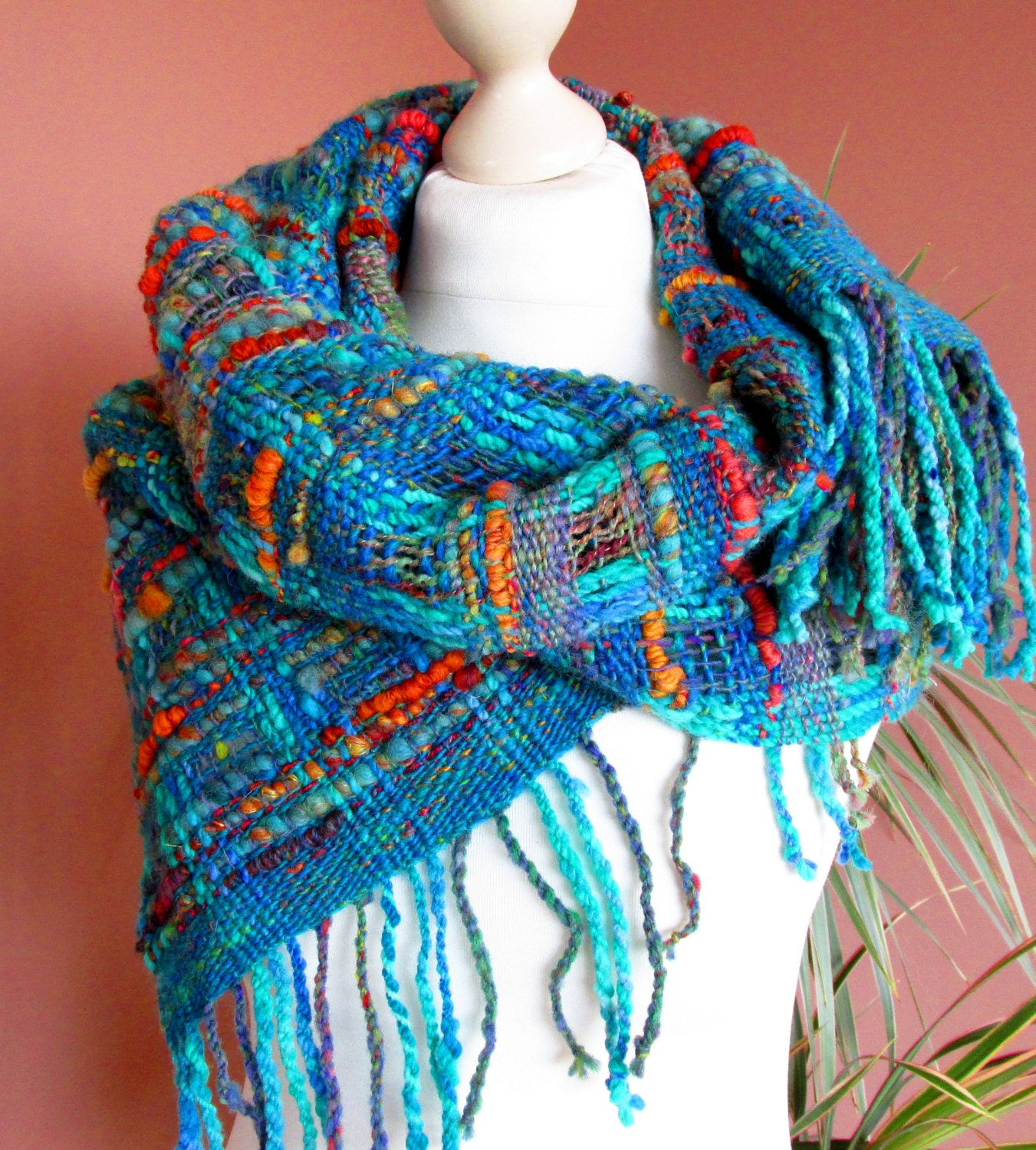 Our fair trade scarves and shawls are hand woven using natural fibers including wool, silk, and cotton. We also carry handmade metal craft jewelry, gifts and items for the home. Our designer scarves and shawls combine the best of artisan traditions with contemporary styles for both women and men.
