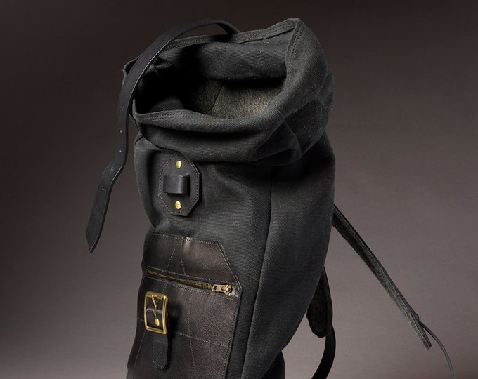 The Backpack by • Design by George •