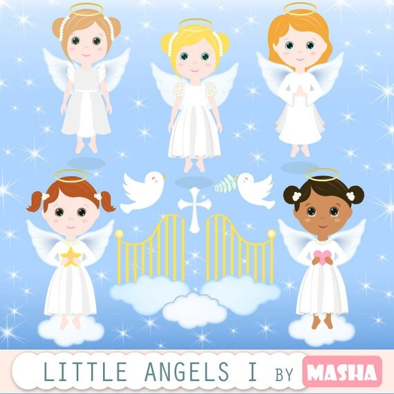 angels clipart angel clipart with angel girl clipart