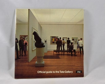 Official Guide to the Tate Gallery published 1970