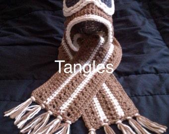 Crochet Aviator Hat * 0-12 months