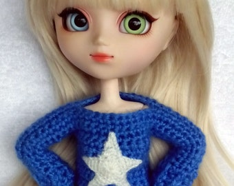Jersey Sweater for your Pullip