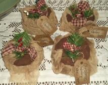 1 Handmade Primitive Pantry Cake