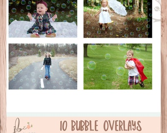 10 Bubble Overlays