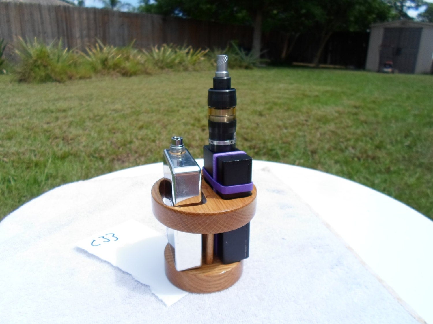 Vape Stand Designs : Vape cups stand for your car double by