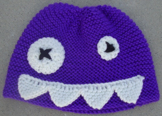 Cute Monster Hat