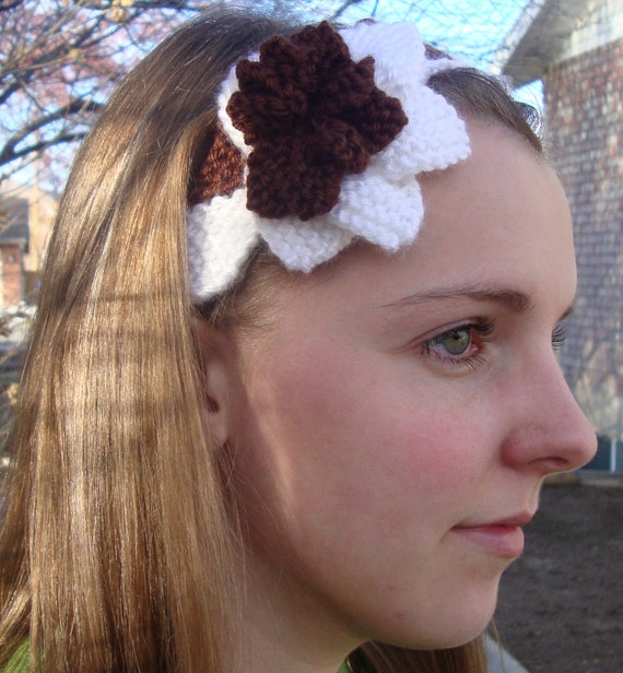 Wildflower Zigzag Headband