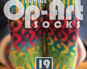 Op-Art Socks eBook - EP3881