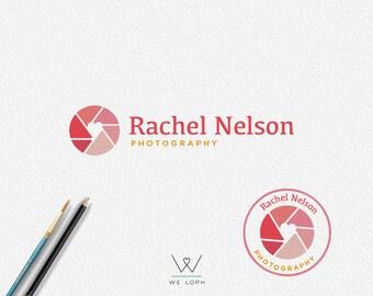 Lovely Custom logo design - Premade logo & watermark for photography studio - SKU LG012