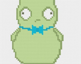 PDF Kuchikopi Cross Stitch Downloadable Digital Pattern
