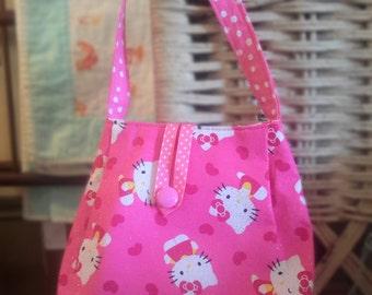 Hello Kitty little girls purse