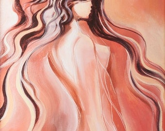 Diva (Original Painting)
