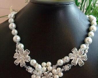 Floral Enchantment Necklace