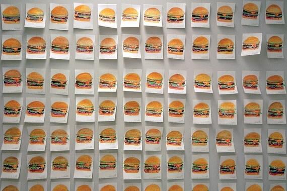 Hamburger on a Thing