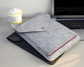 "Touch Bar 13"" Macbook Pro ,Felt 13 macbook air case , Felt 13 Macbook Pro Sleeve, Felt 13 Macbook Case , Felt 13 Macbook Air #206"