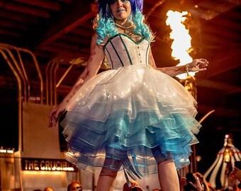 Sea Queen fairy costume! Accessories included!!!