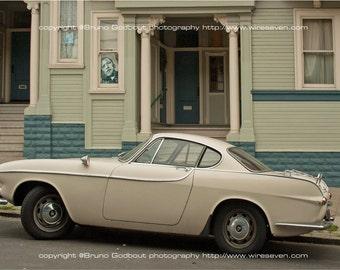 Volvo 1800 - San Francisco, CA - 2011