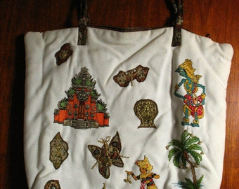 Indonesian Shoulderbag.