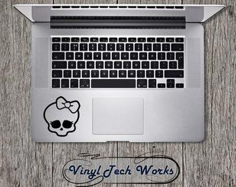 Monster High Logo Dracula Decal For Apple Macbook Laptop Vinyl Sticker