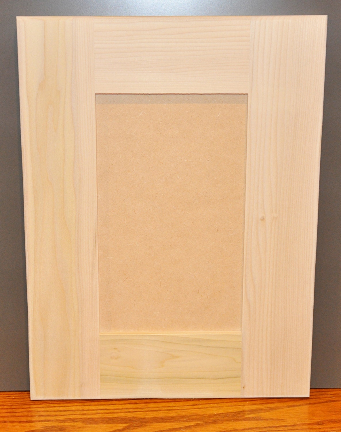 Shaker Style Door Unfinished Paint Grade Cabinet Doors