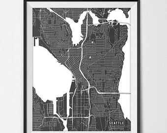 Dayton Map Art Print Dayton City Map of Dayton Art Poster of