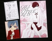 Ciel the Little Red - Kuroshitsuji Doujinshi by Liona Wu