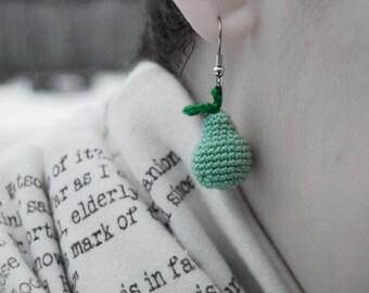 Pear Earrings - Pearrings