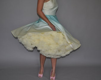 Chiffon Petticoat Super Full - Pick a color - Pick a length.