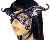CLEARANCE SALE - Darkling - Leather Mask