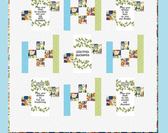 Quilters' Blessing Quilt Pattern