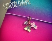 FAUXDORI Character CHARM (many designs to chose from)